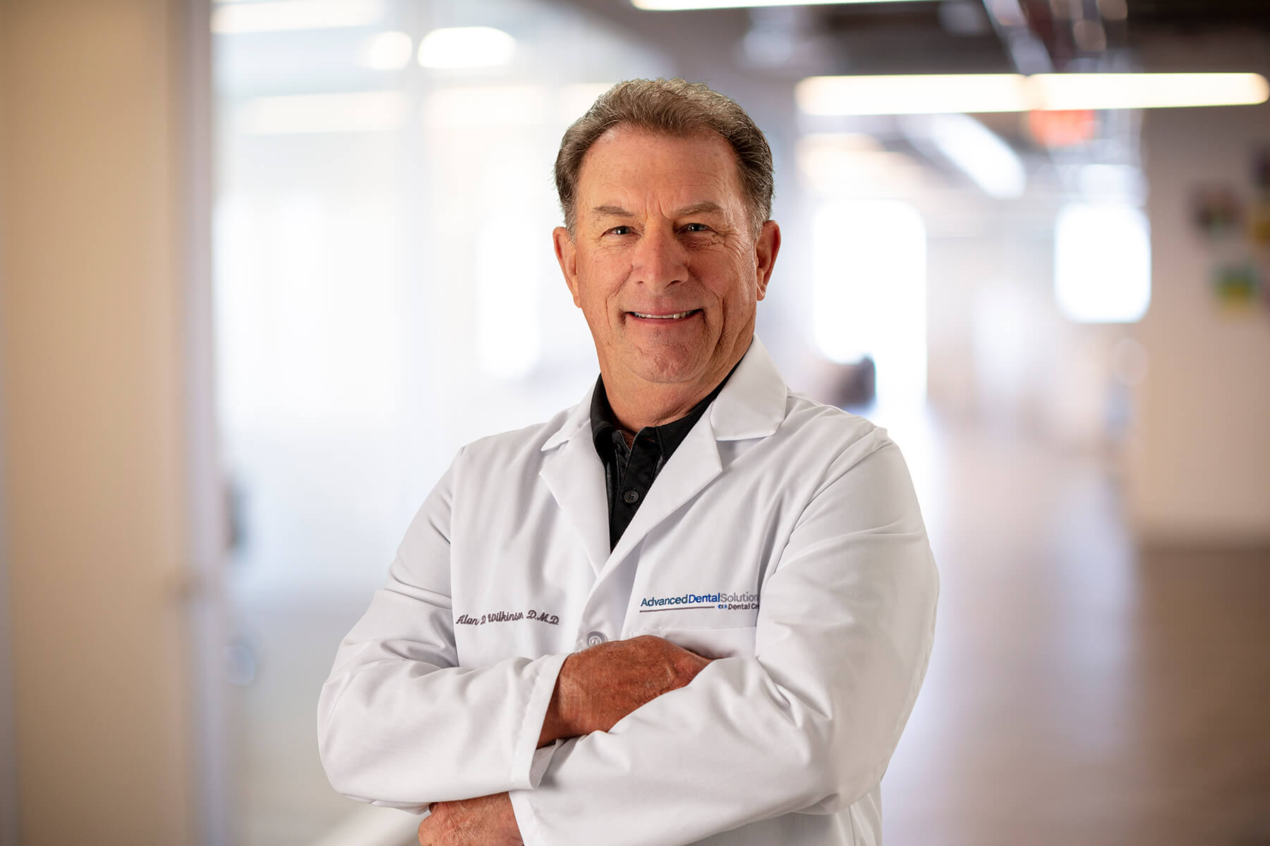 Dr. Alan Wilkinson